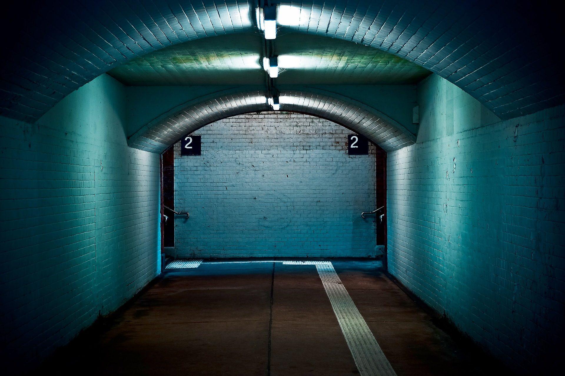 tunnel, architecture, lumières, Arcos, briques - Fonds d'écran HD - Professor-falken.com