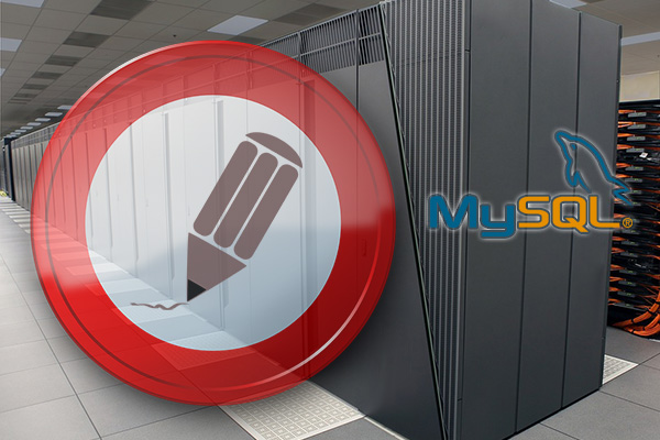 Πώς να δημιουργήσετε ένα μόνο για ανάγνωση σε ένα χρήστη βάσης δεδομένων MySQL