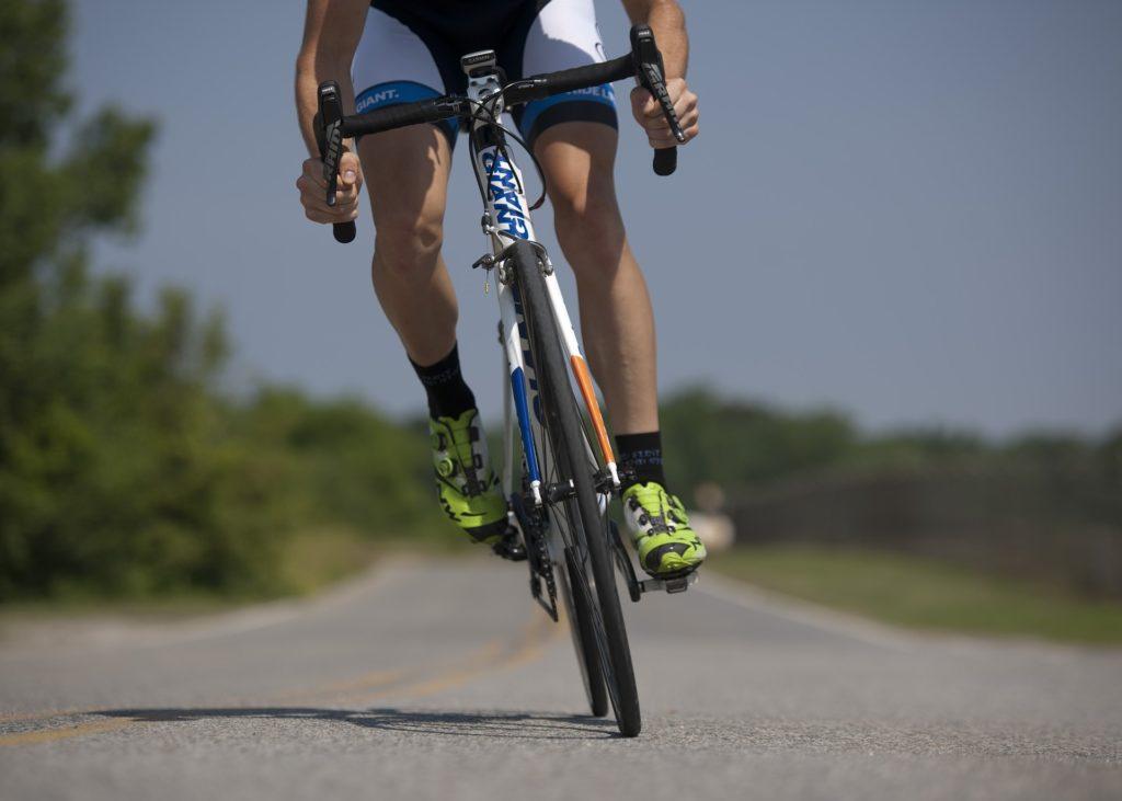 自行车, 骑自行车, 骑自行车的人, 培训, 道路, 1705121410