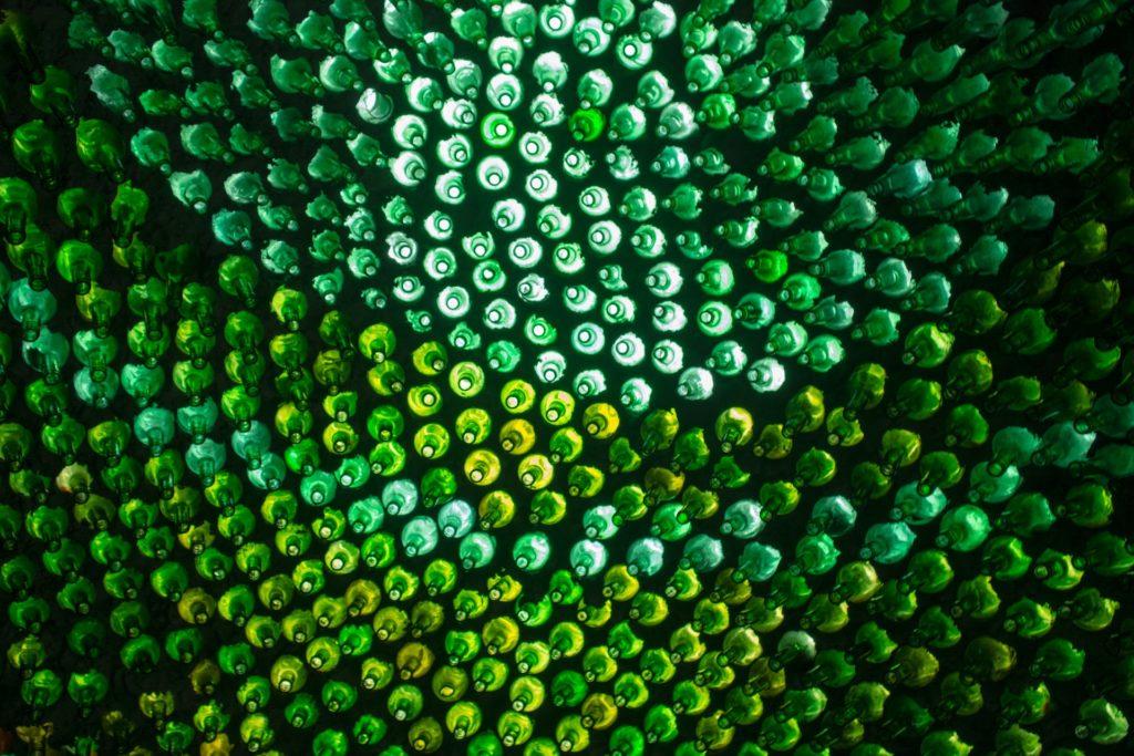 瓶, 玻璃, 装饰, 光, 绿色, 1705040808