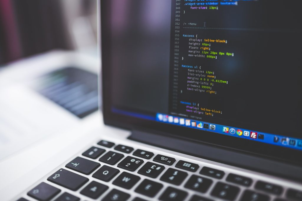 计算机, PC, 便携式, 屏幕, 键盘, 代码, 编程, 1705262327