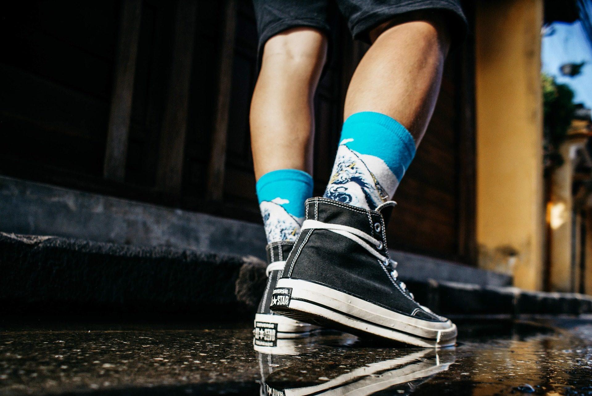 أحذية, الأحذية, جوارب, التوائم, الساقين, سيرا على الأقدام - خلفيات عالية الدقة - أستاذ falken.com