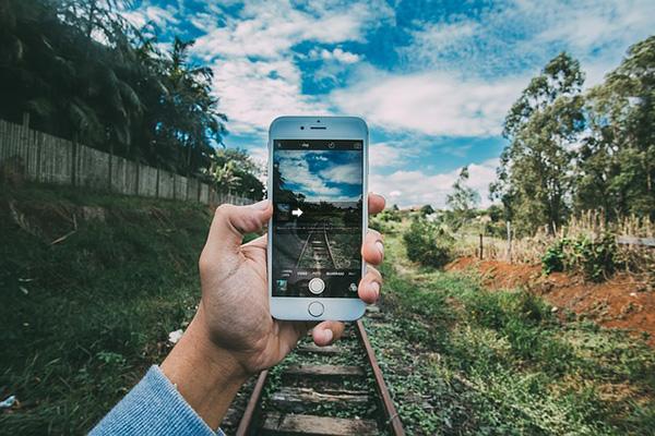 Cómo cambiar el sentido de toma en las fotos panorámicas en tu iPhone