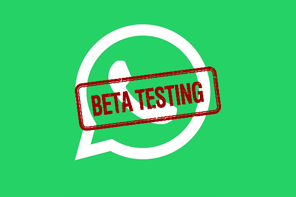 Wie werden Sie Beta-Tester Versionen oder Beta-Tester von WhatsApp