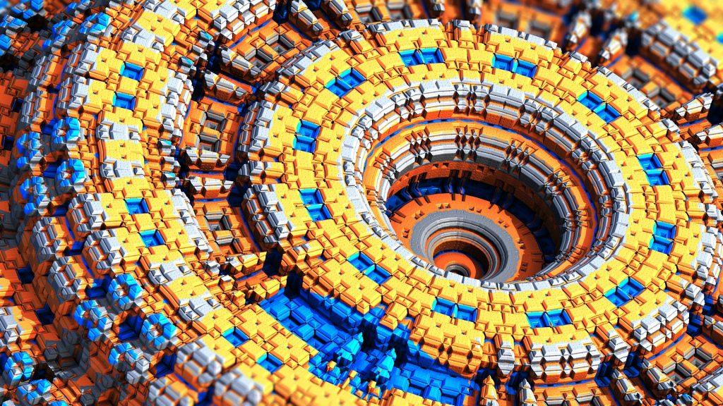 bloques, piezas, complejidad, entropía, fractal, 1706062242