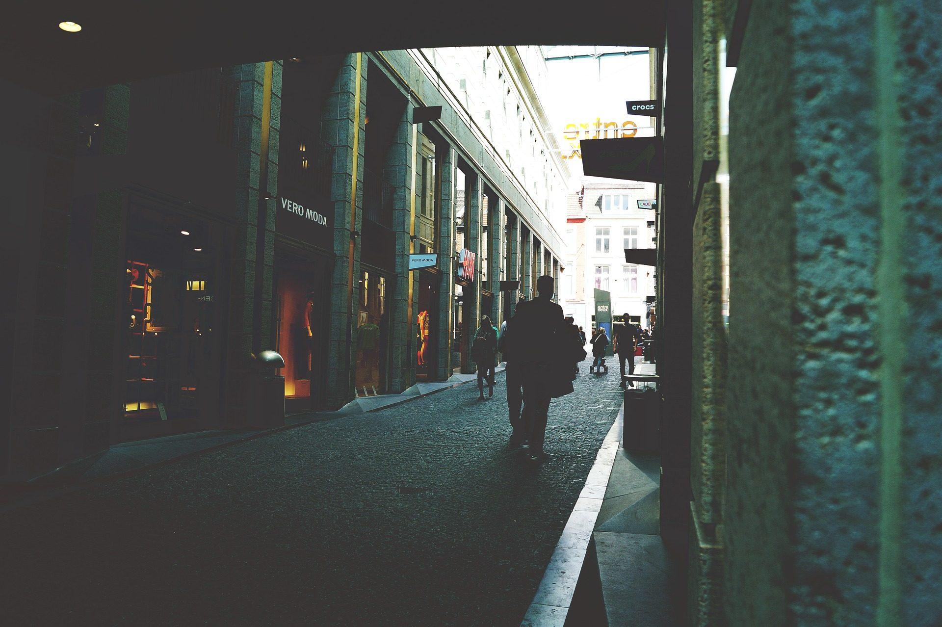 ストリート, 市, ショップ, 建物, ショッピング, 人 - HD の壁紙 - 教授-falken.com