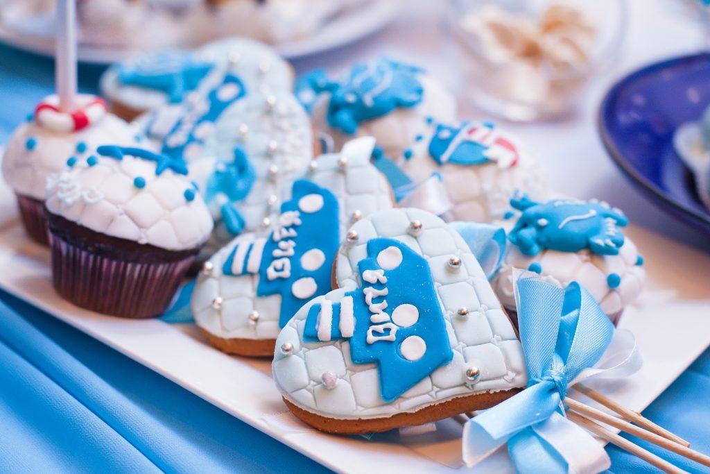 dulces, pasteles, repostería, cupcakes, fondant, jengibre, 1706081655