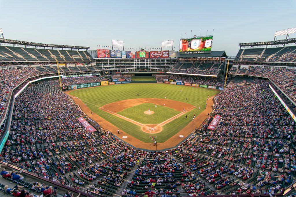 体育场, béisbol, 字段, 游戏, 业余爱好, 人, 人群, 1706081909