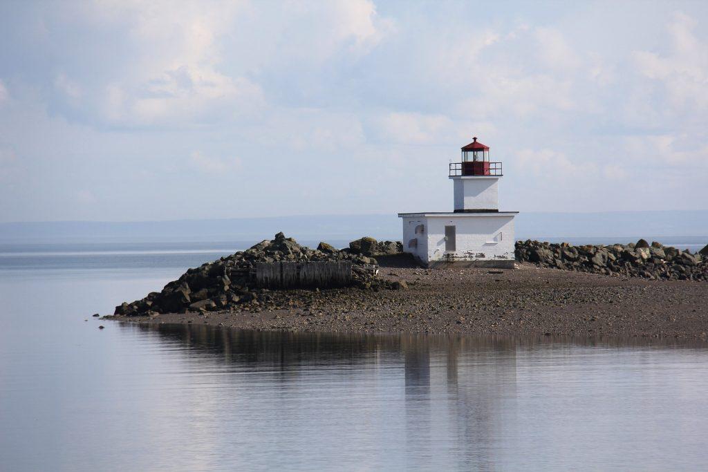 灯塔, 建设, 指南, 海, 哥斯达黎加, 礁, 1706221216