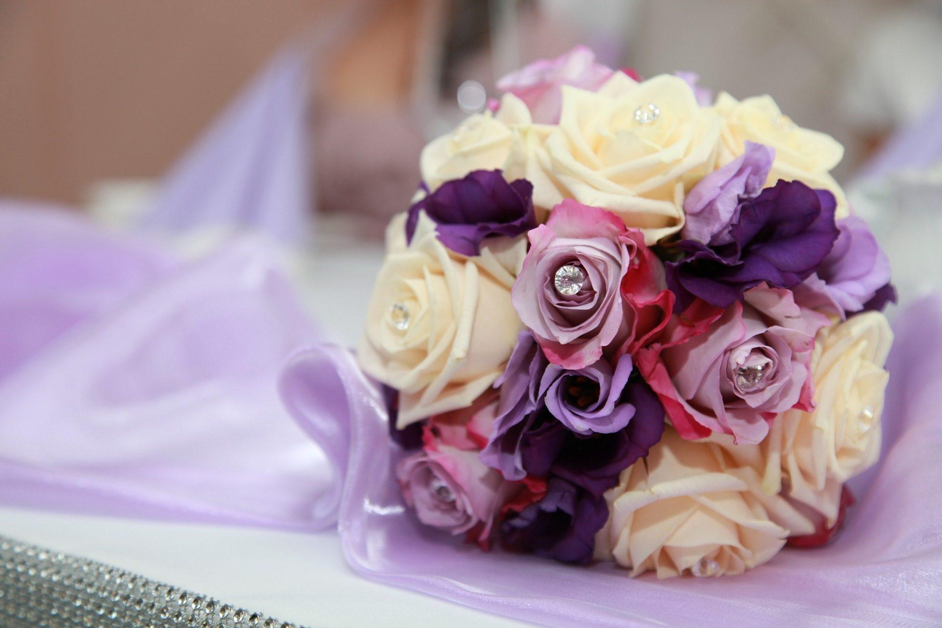 flores, buquê, boda, casamento, link - Papéis de parede HD - Professor-falken.com