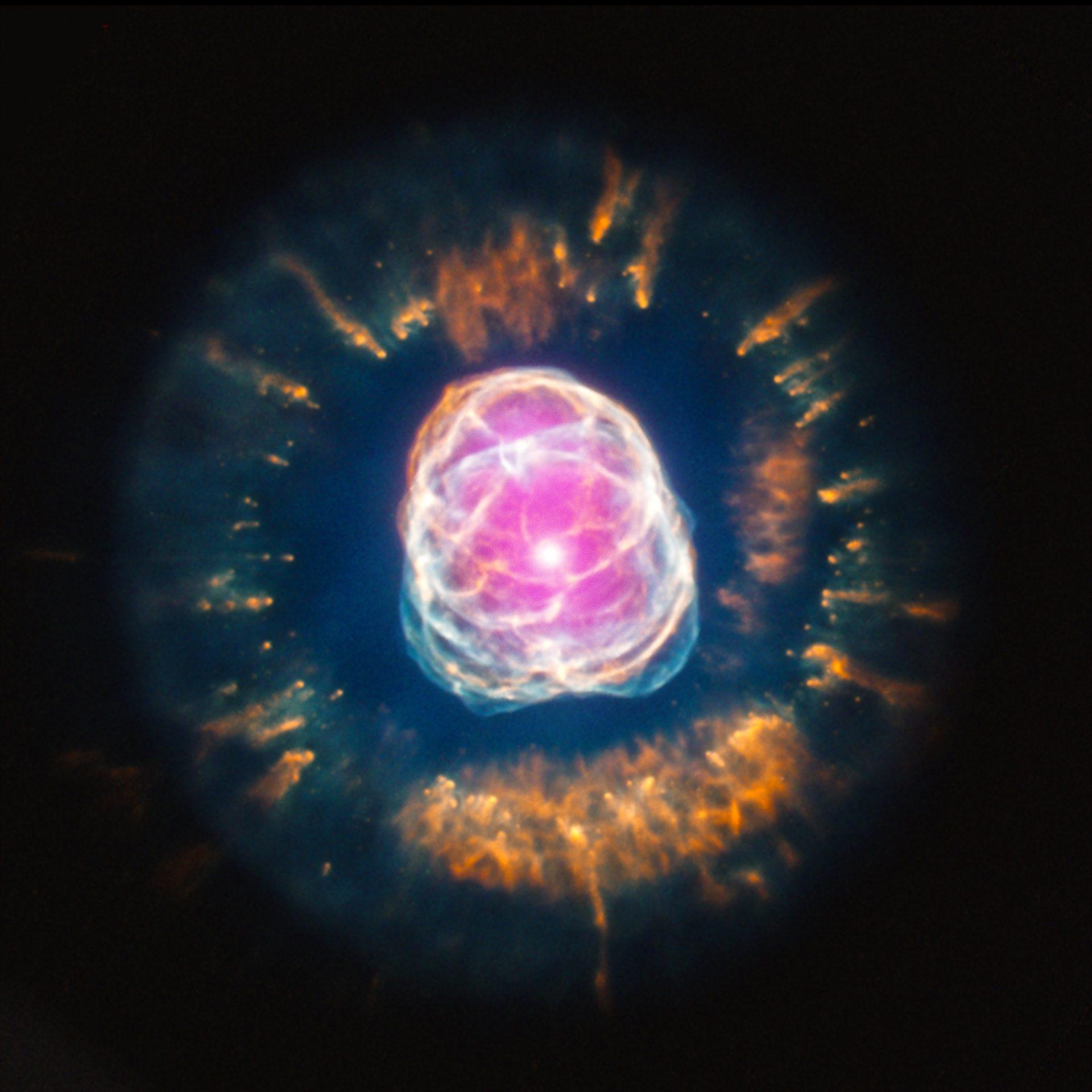 星云, 小丑的脸, 银河, universo, 宇宙, 1706111447