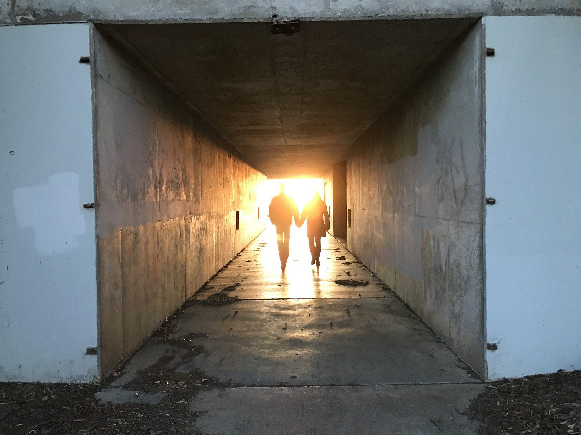 जोड़े, सुरंग, प्रकाश, छायादार, संघ - HD वॉलपेपर - प्रोफेसर-falken.com
