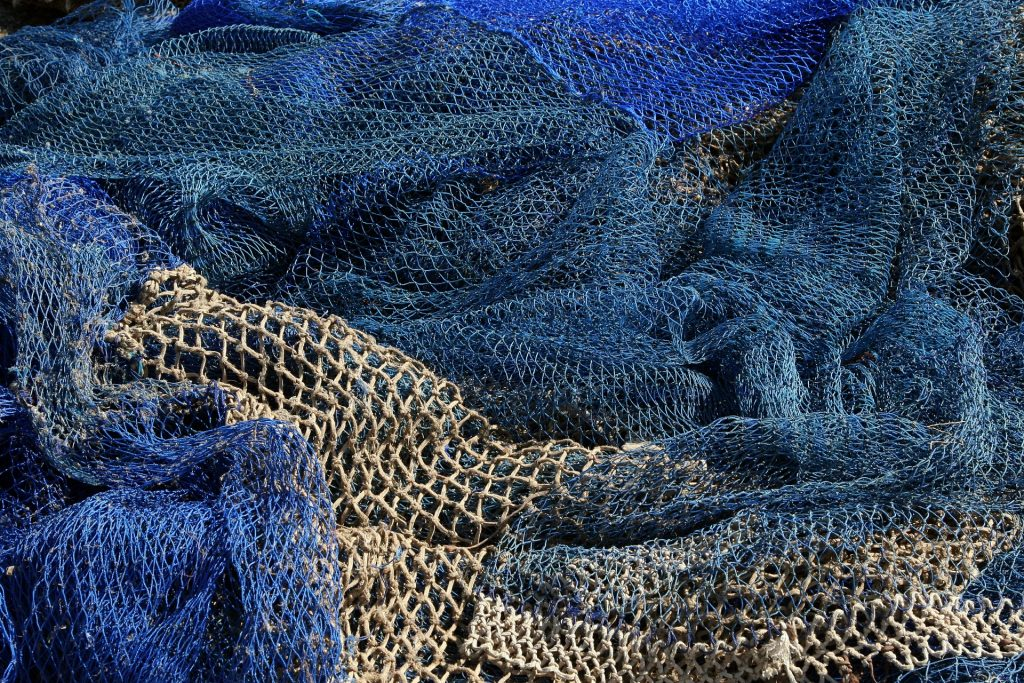 redes, pesca, cuerdas, tejido, maraña, 1706112127