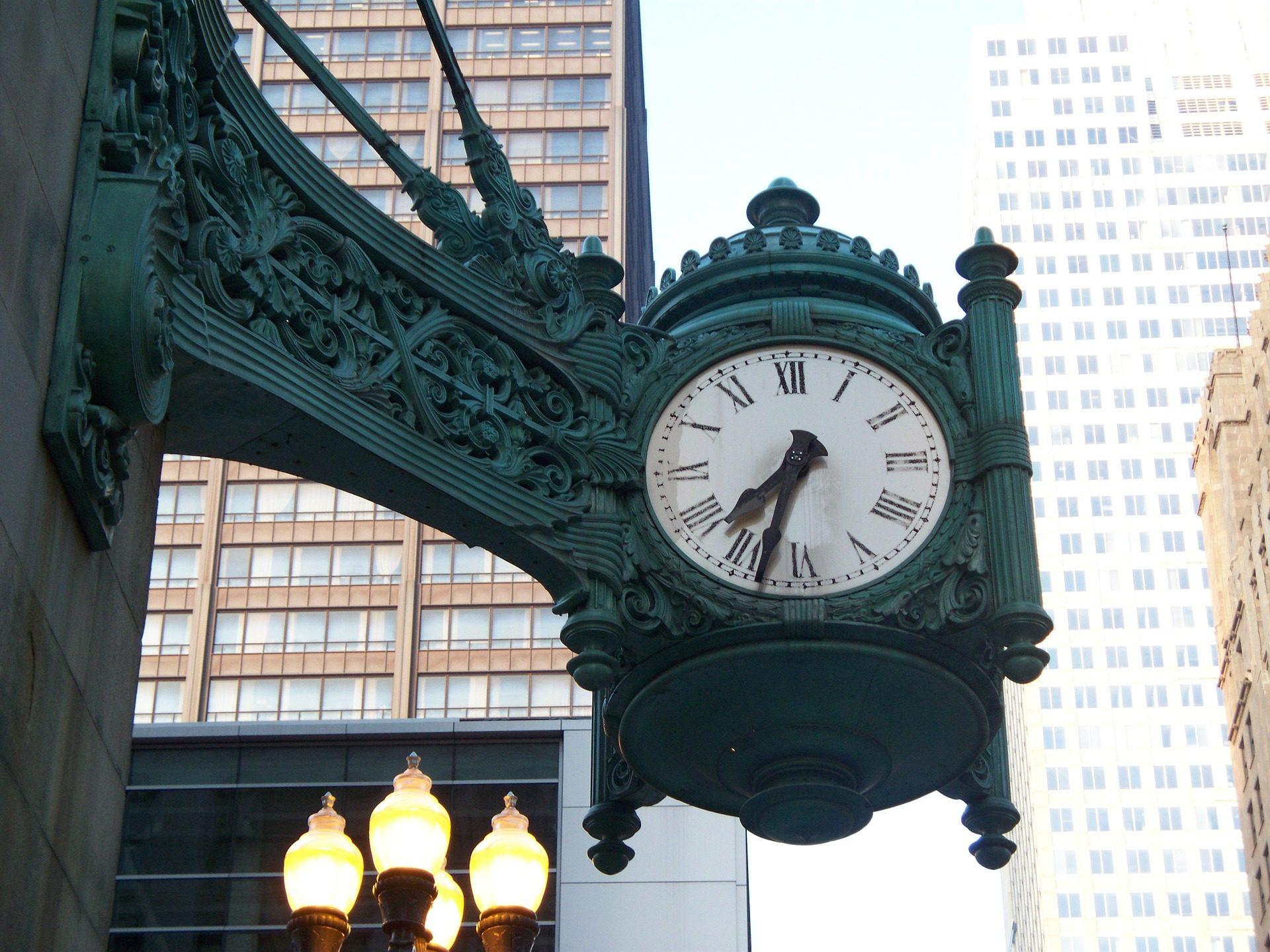 tiempo, χρόνος, Ρολόι, Πόλη, κτίρια, ουρανοξύστης, επιχείρηση, Οικονομικών - Wallpapers HD - Professor-falken.com