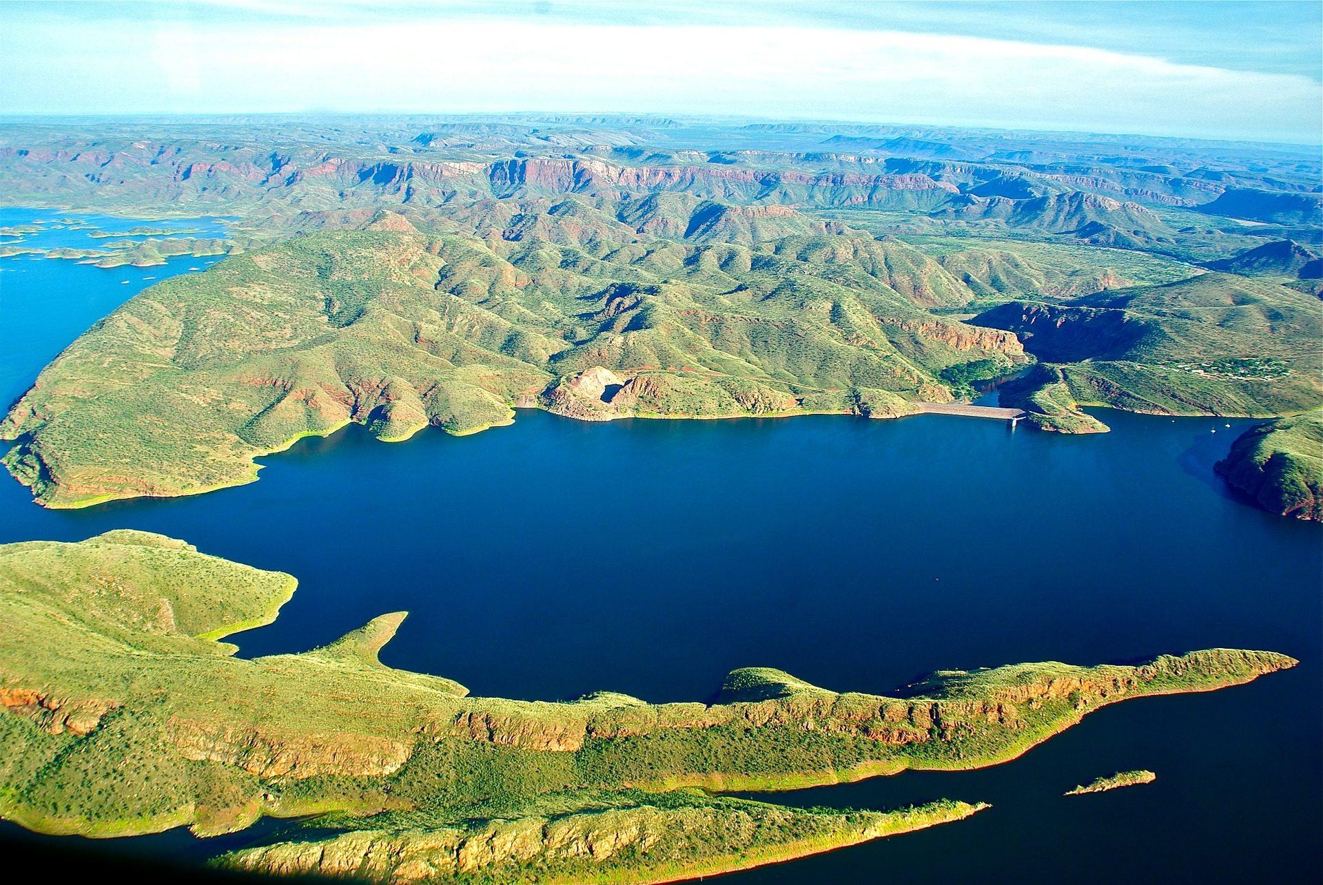 Affichage, distance, horizon, Iles, Costa, Australie - Fonds d'écran HD - Professor-falken.com