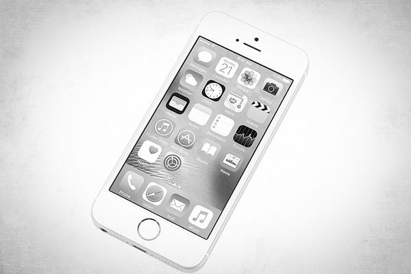 Πώς να κάνει το iPhone σας δούμε σε μαύρο και άσπρο