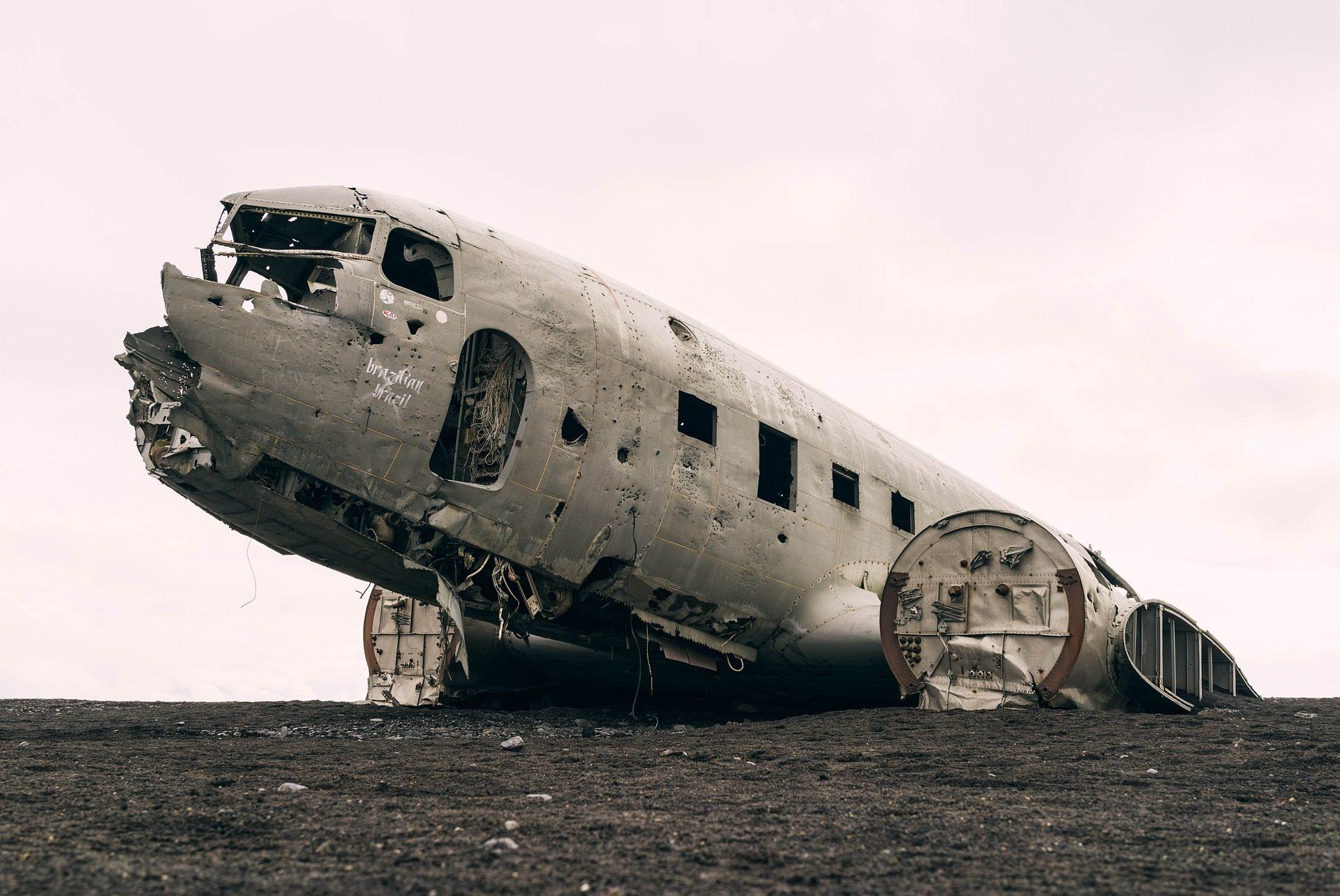 avion, tué par balle, abandonné, corrosion, vieux - Fonds d'écran HD - Professor-falken.com
