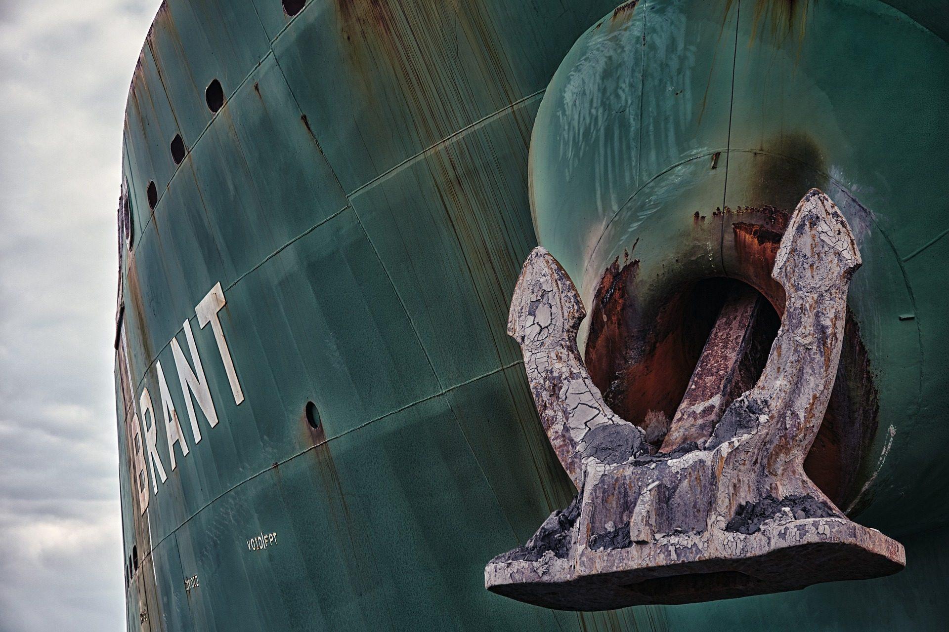 小船, 锚点, 氧化物, 金属, 钢 - 高清壁纸 - 教授-falken.com