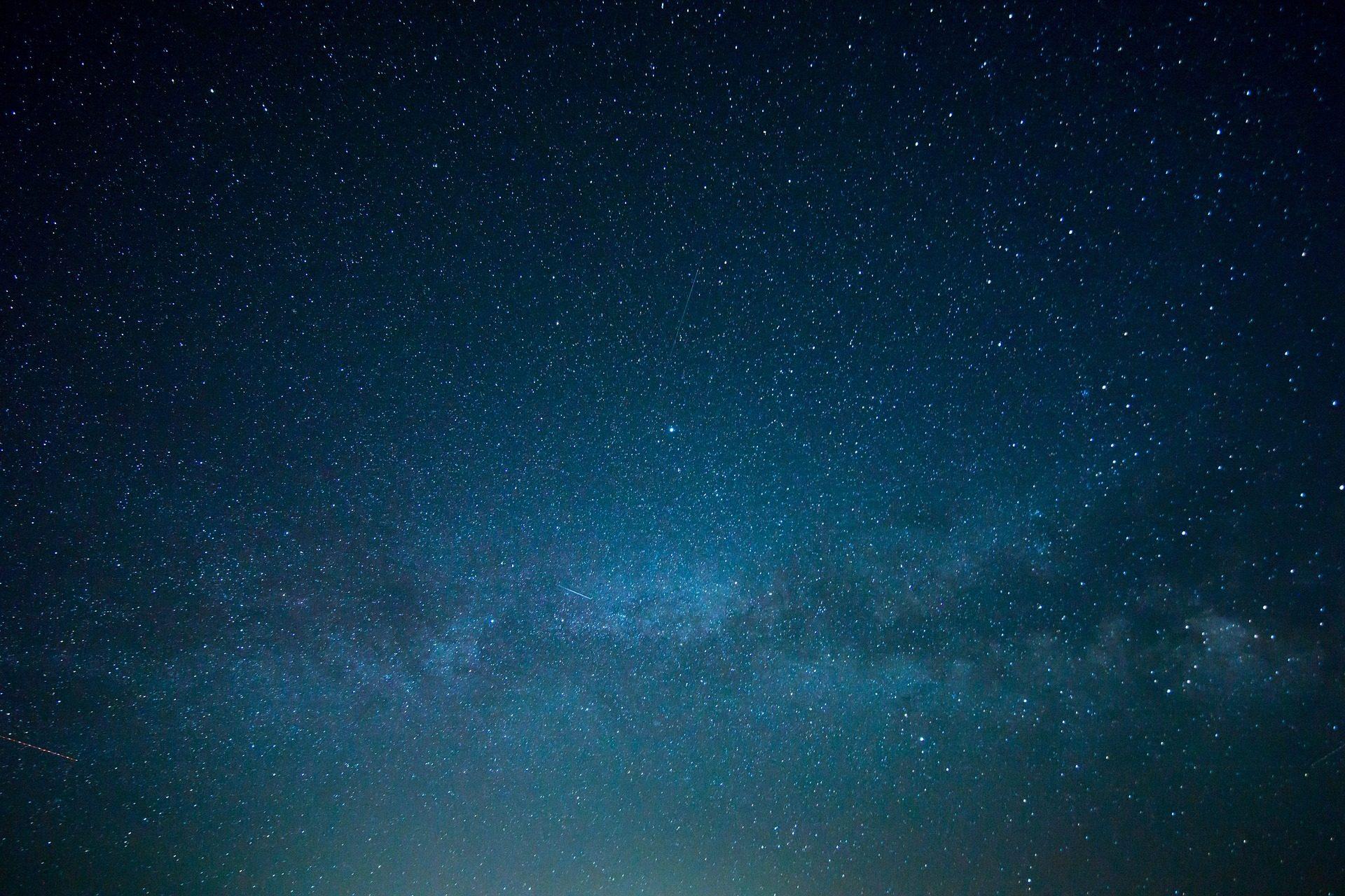 Papel De Parede Do C U Noite Estrela Firmamento Universo  -> Imagens Do Universo Para Papel De Parede