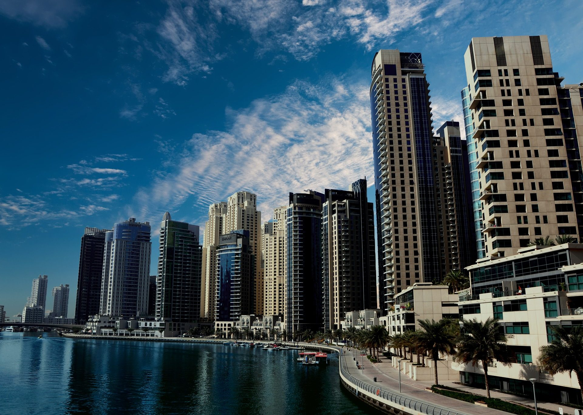 城市, 摩天大楼, 建筑, 体系结构, Urbe, 水 - 高清壁纸 - 教授-falken.com