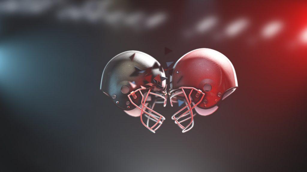 足球, 美国, 橄榄球, 头盔, 竞争, 1707311201