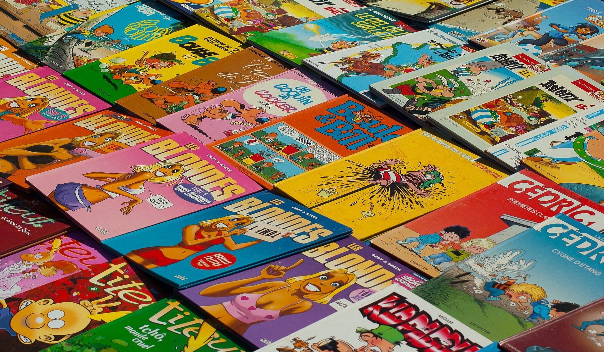 書籍, comics, コミック, 漫画, 図面, 冒険 - HD の壁紙 - 教授-falken.com