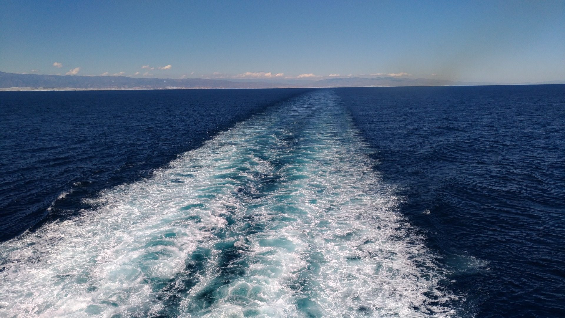 Mer, Océan, eau, Estela, horizon, Maroc - Fonds d'écran HD - Professor-falken.com