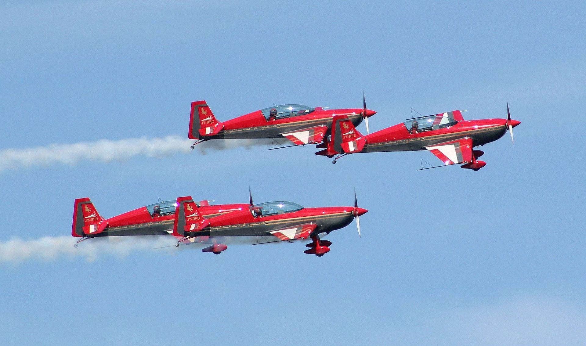الطائرات, الطائرات الخفيفة, الطائرة, التدريب, يطير - خلفيات عالية الدقة - أستاذ falken.com