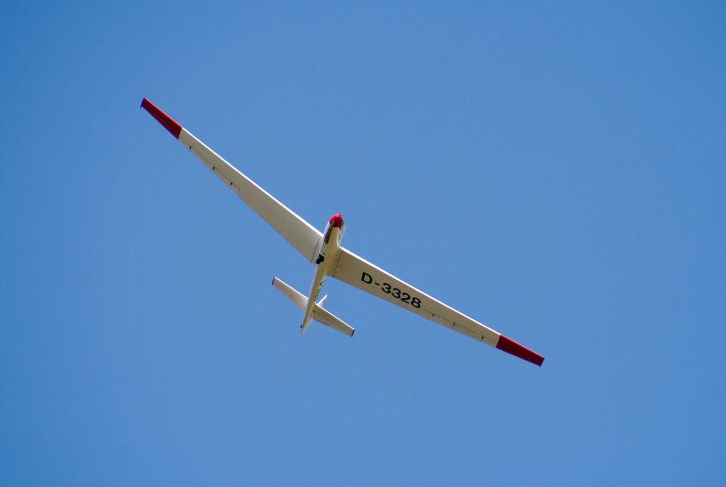 轻型飞机, 飞机, planeador, 翅膀, 飞, 1708180820