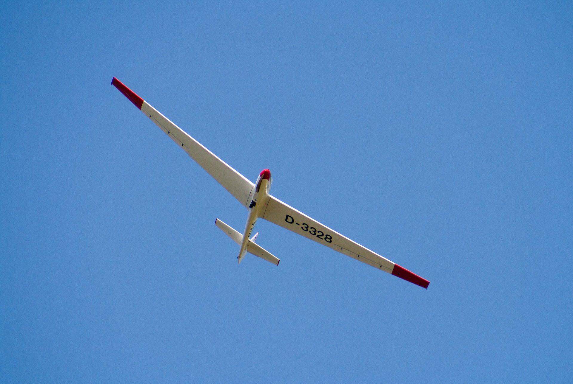 轻型飞机, 飞机, 滑翔机, 翅膀, 飞 - 高清壁纸 - 教授-falken.com