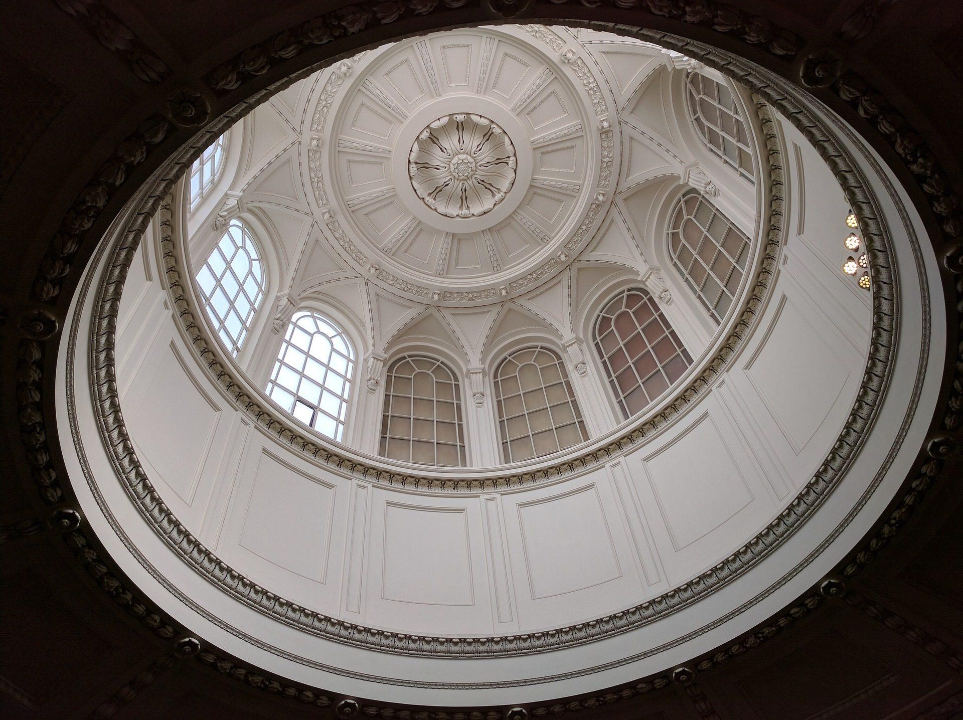 Vault, Cupola, Arcos, Windows, architettura - Sfondi HD - Professor-falken.com