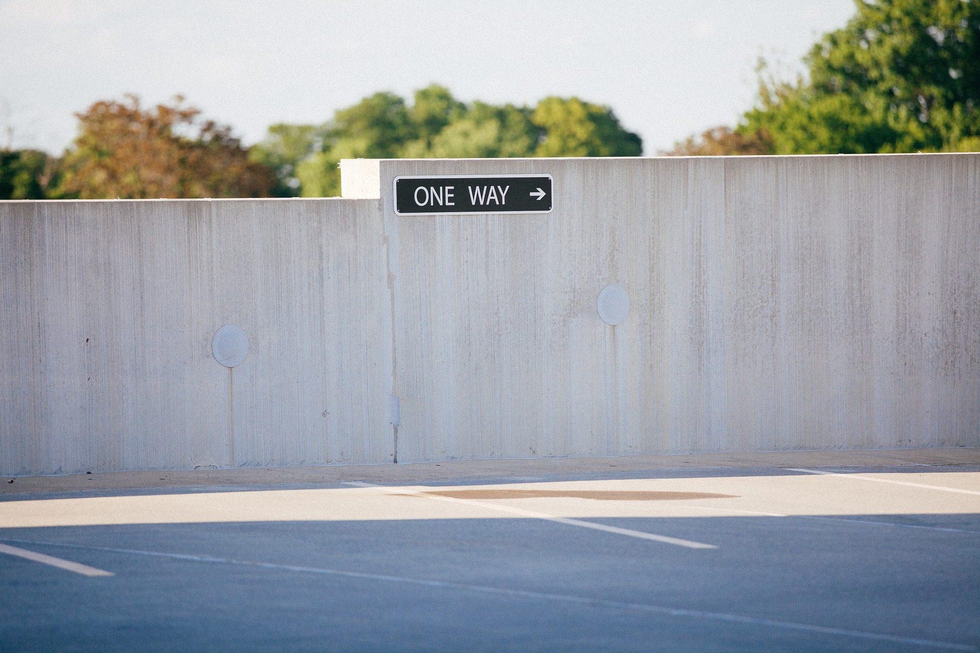 Улица, muro, Стена, Плакат, сигнал, Dirección - Обои HD - Профессор falken.com