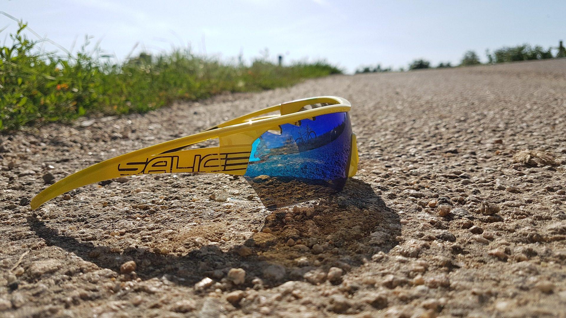 نظارات, الأسفلت, الطريق, ركوب الدراجات الهوائية, انعكاس - خلفيات عالية الدقة - أستاذ falken.com