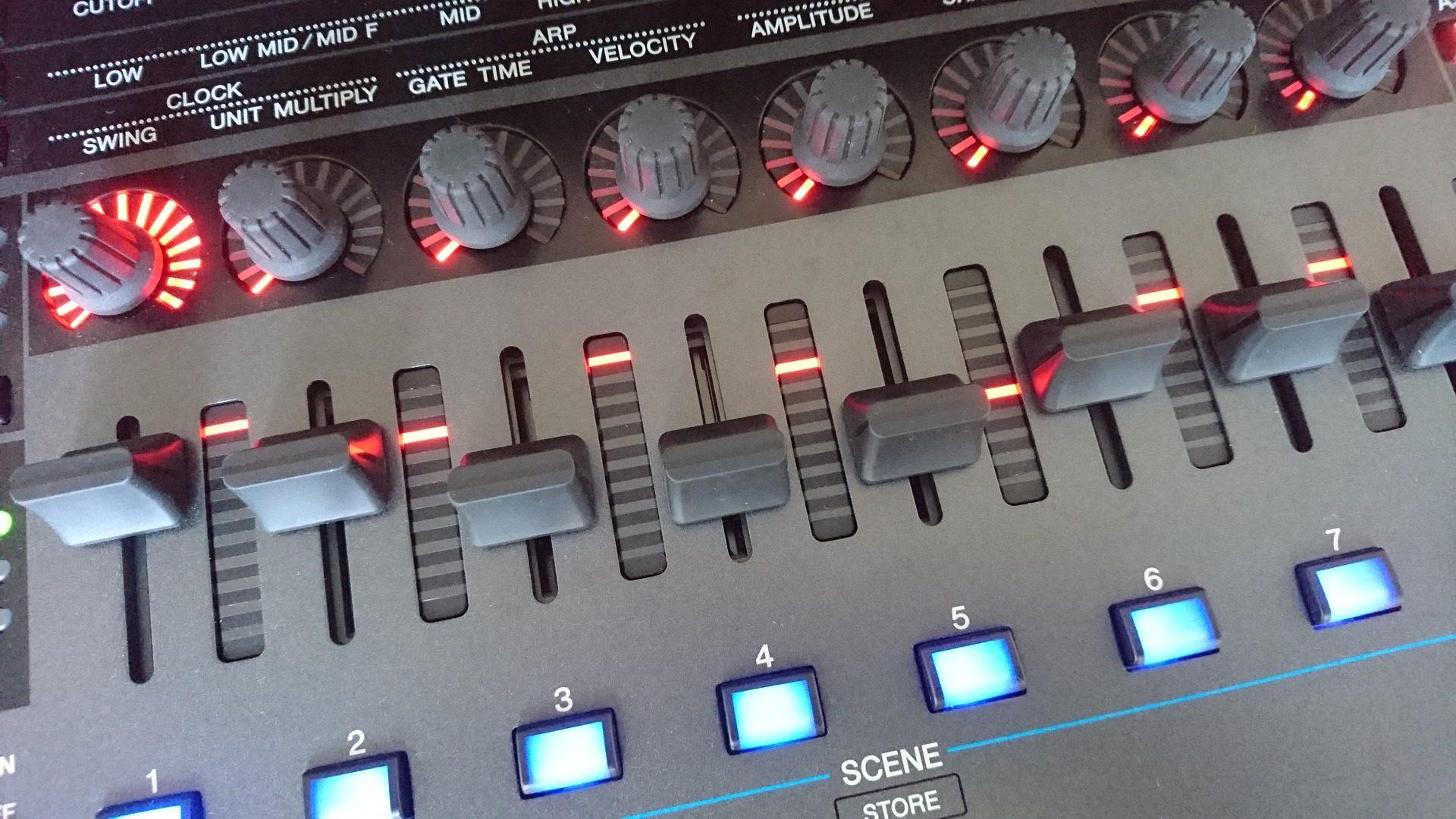 tabela, misturas, faixas, botões de, rodas - Papéis de parede HD - Professor-falken.com