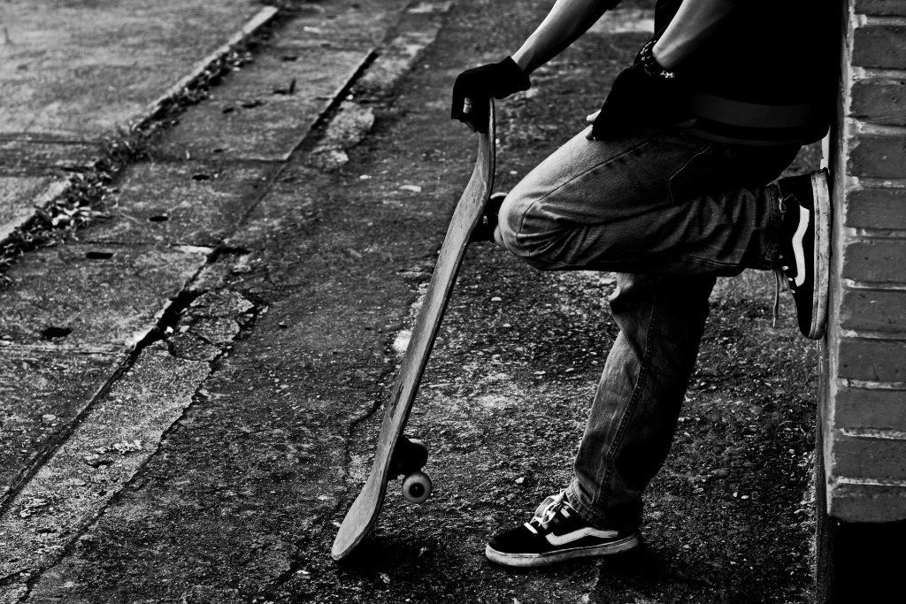 滑板, 家伙, 体育, 风险, 技能, 1708102132