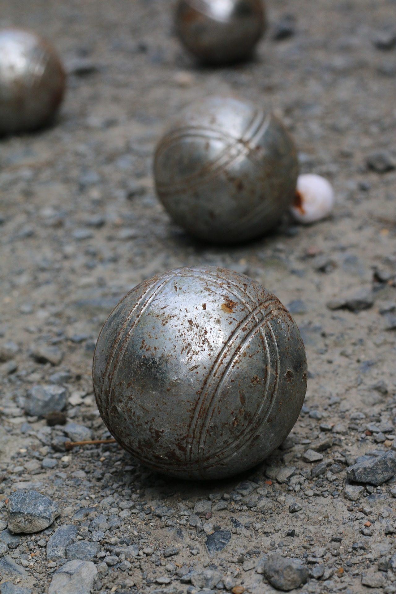 ペタンク, ボール, ゲーム, スキル, 鋼 - HD の壁紙 - 教授-falken.com