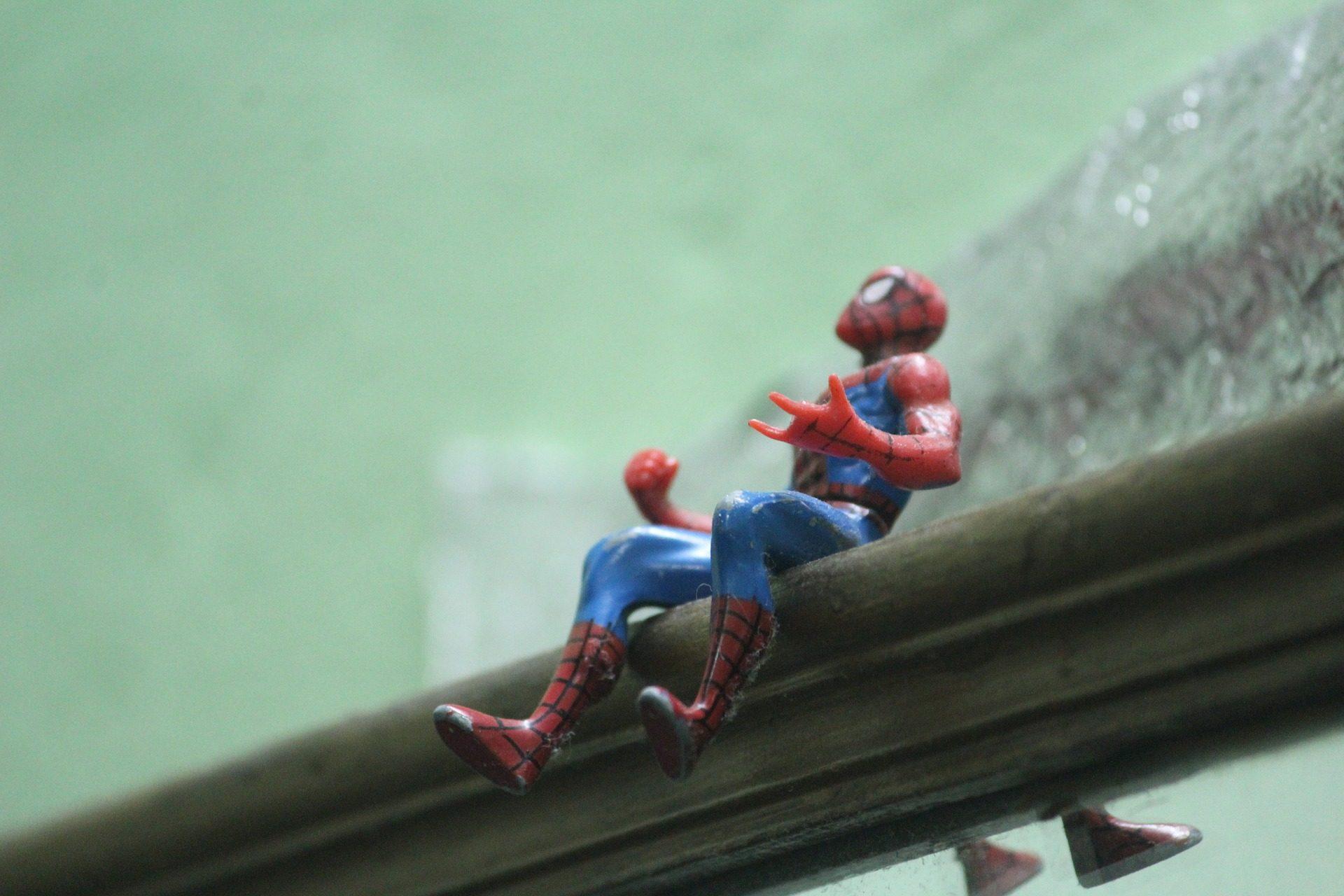 Человек-паук, Супергерой, Игрушка, Снеговик, Рисунок - Обои HD - Профессор falken.com