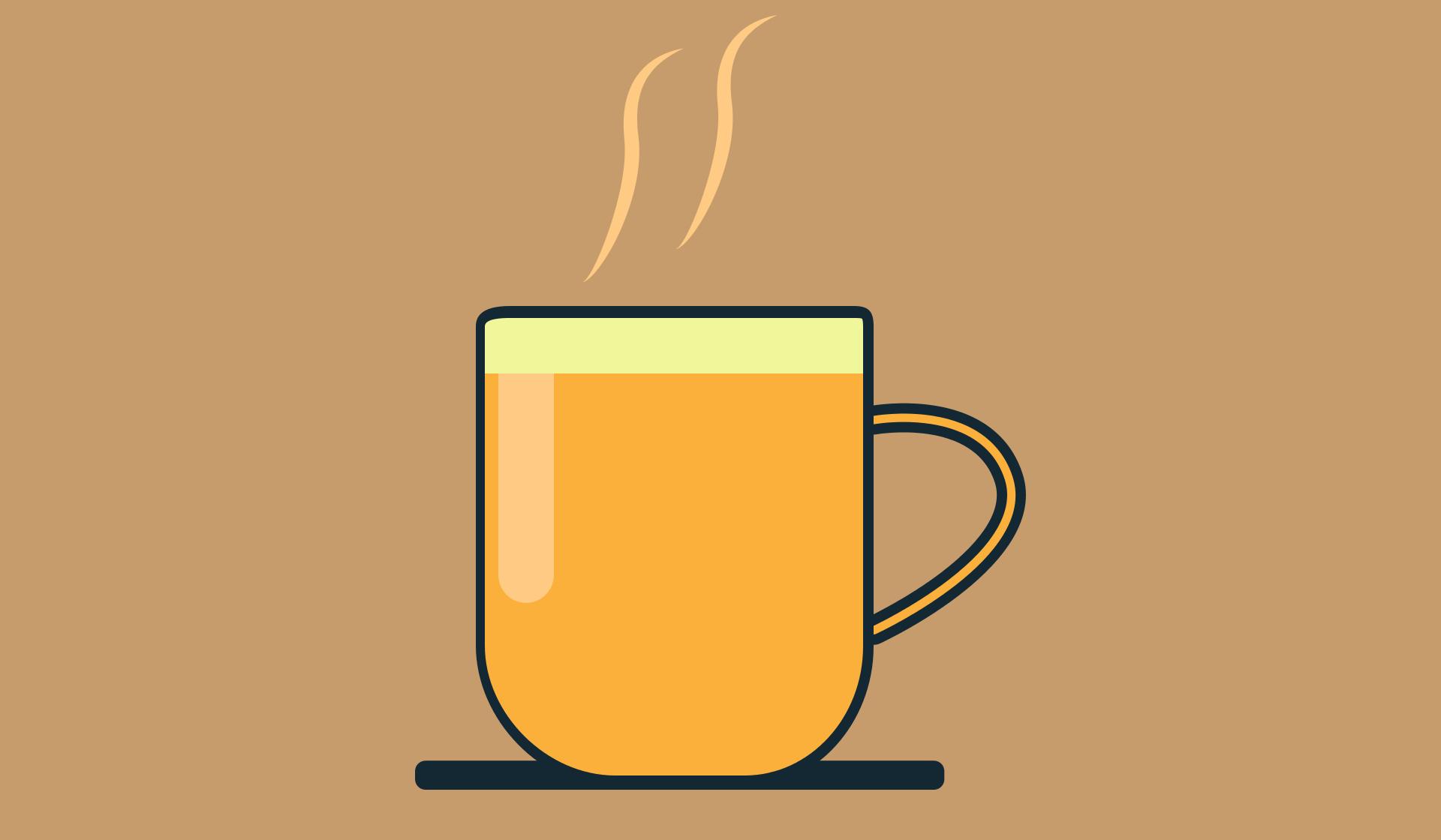 Copa, jarro, café, chá, quente, fumaça - Papéis de parede HD - Professor-falken.com