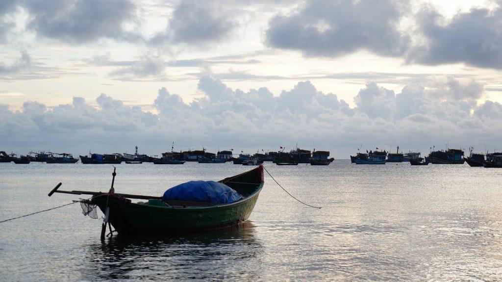 barca, bote, pesca, oficio, vietnam, 1709201039