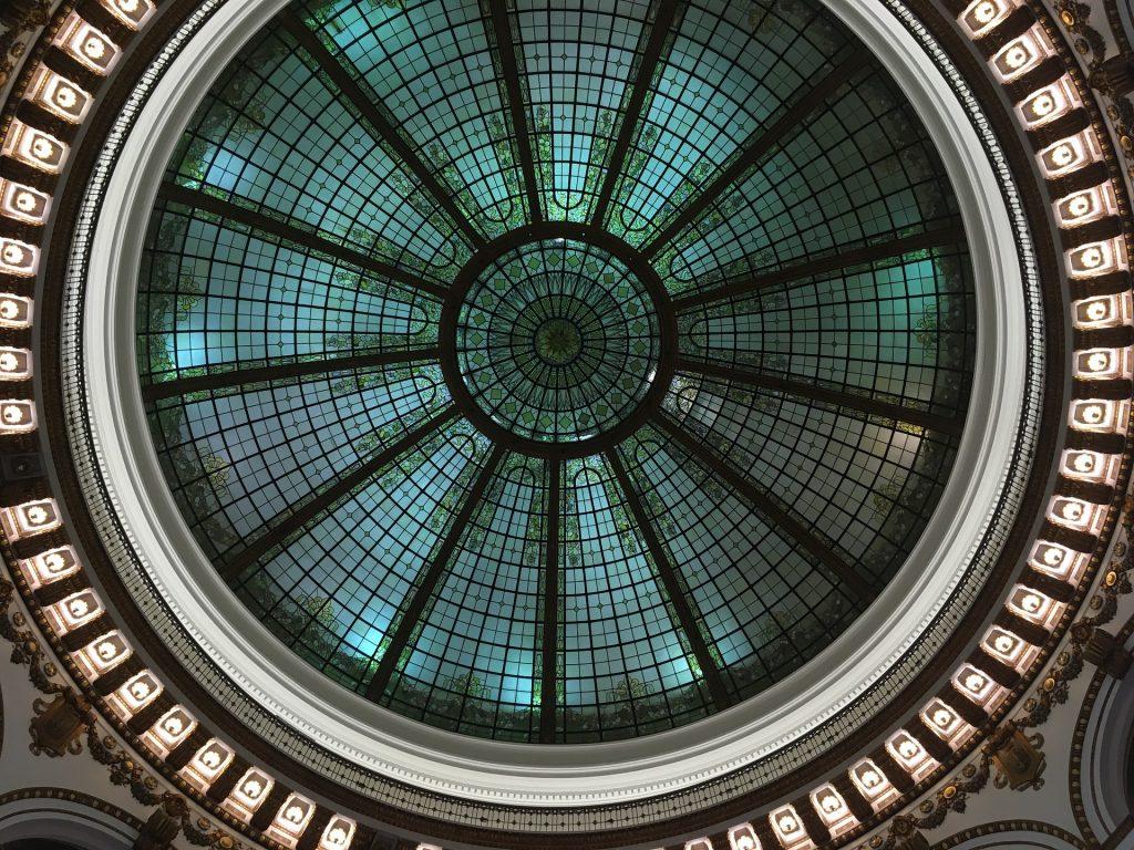 cúpula, techo, arquitectura, edificio, cleveland, 1709192314