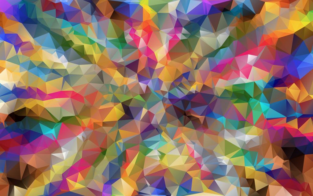 formas, figuras, triángulos, polígonos, colorido, 1709201334