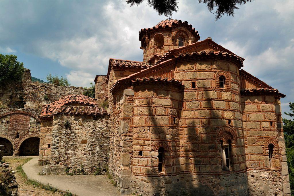 教会, 建设, 老, 废墟, 被遗弃, 1709191205
