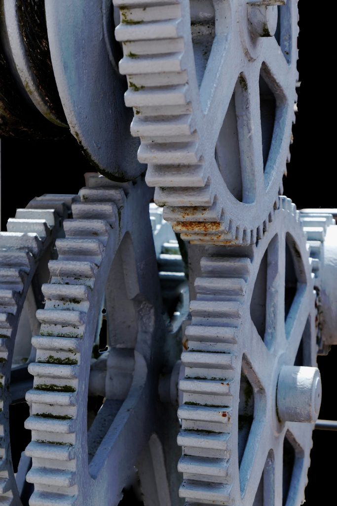 ruedas, dentadas, transmisión, engranajes, mecánica, 1709160826