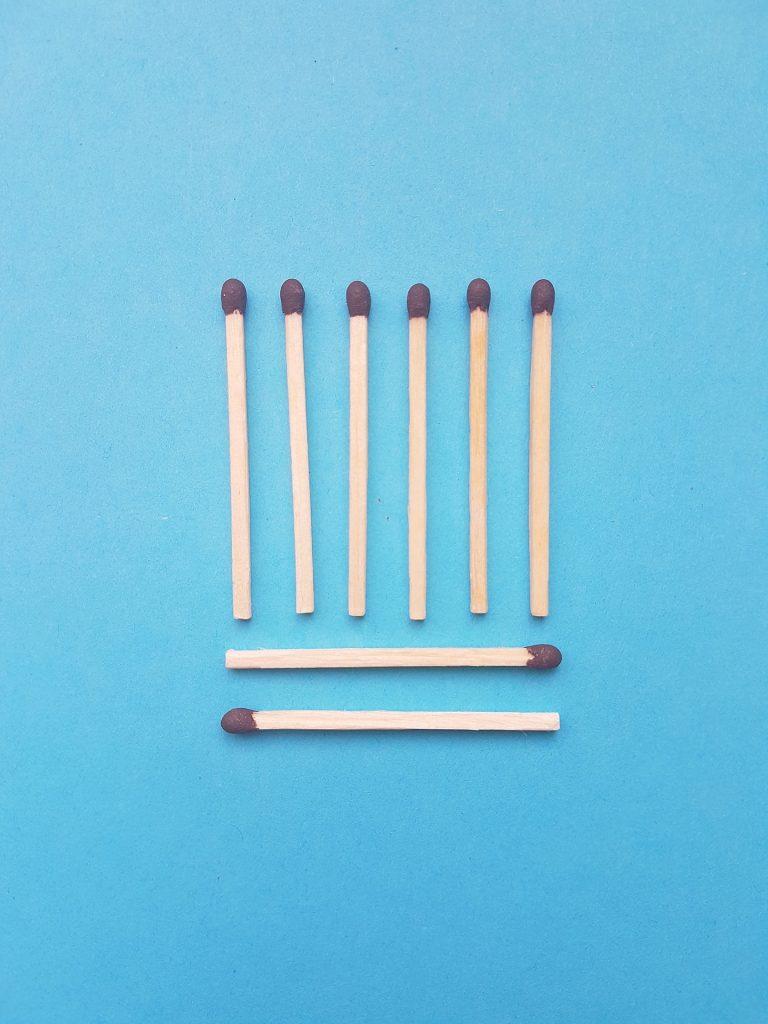 cerillas, fósforos, palillos, madera, disposición, 1710091644