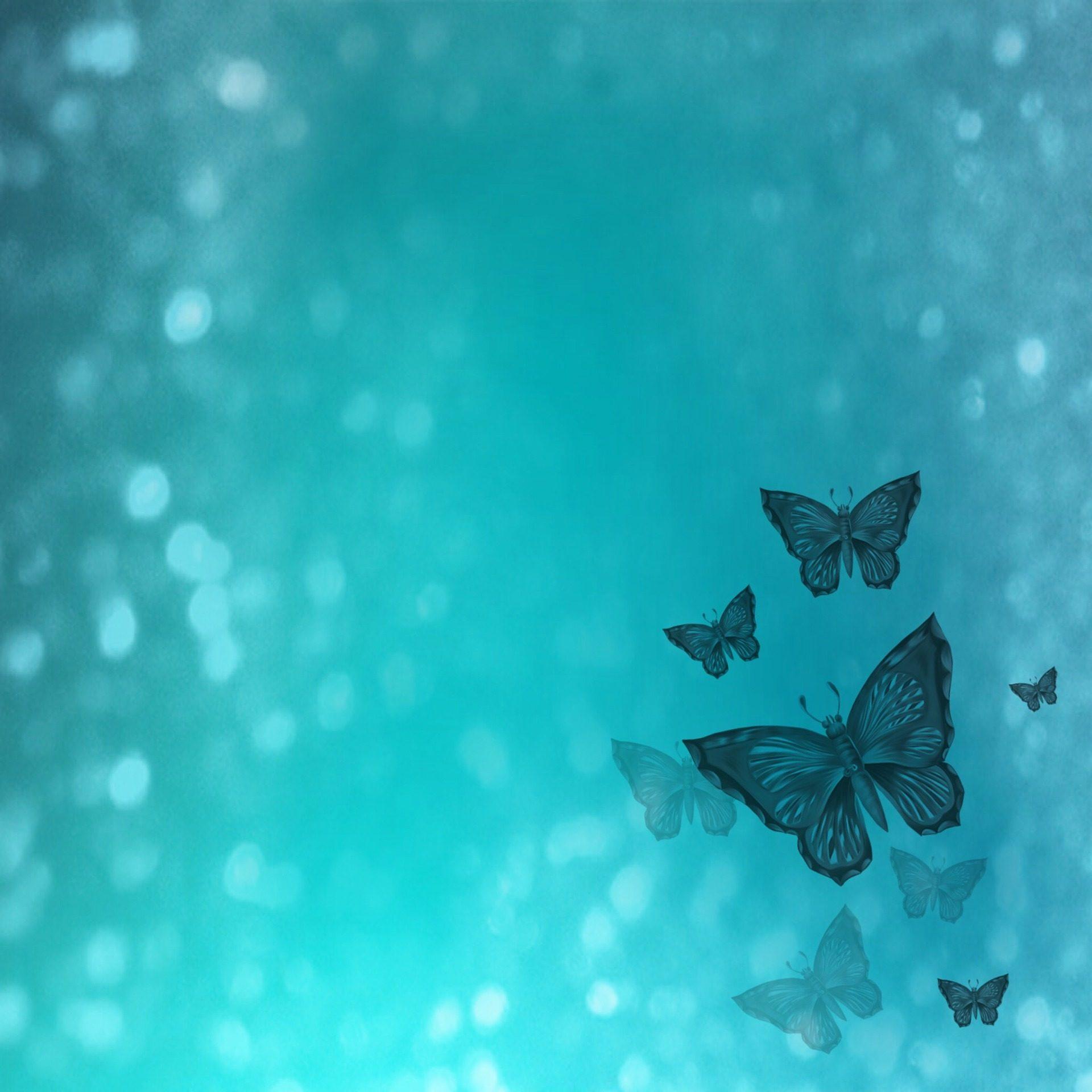luces, halos, formas, mariposas, turquesa, 1710171054