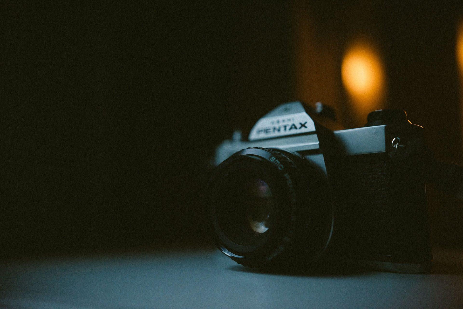 fotocamera, fotografia, analogico, vecchio, vintage - Sfondi HD - Professor-falken.com