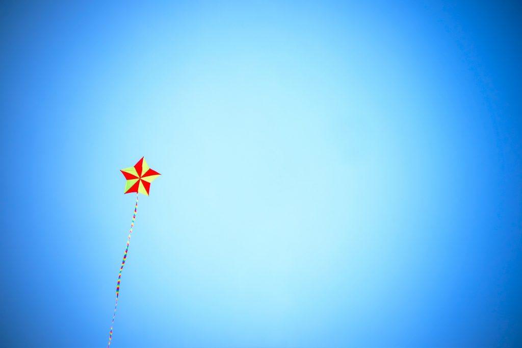 天空, 放风筝, 星级, 多彩, 飞, 游戏, 1711291943