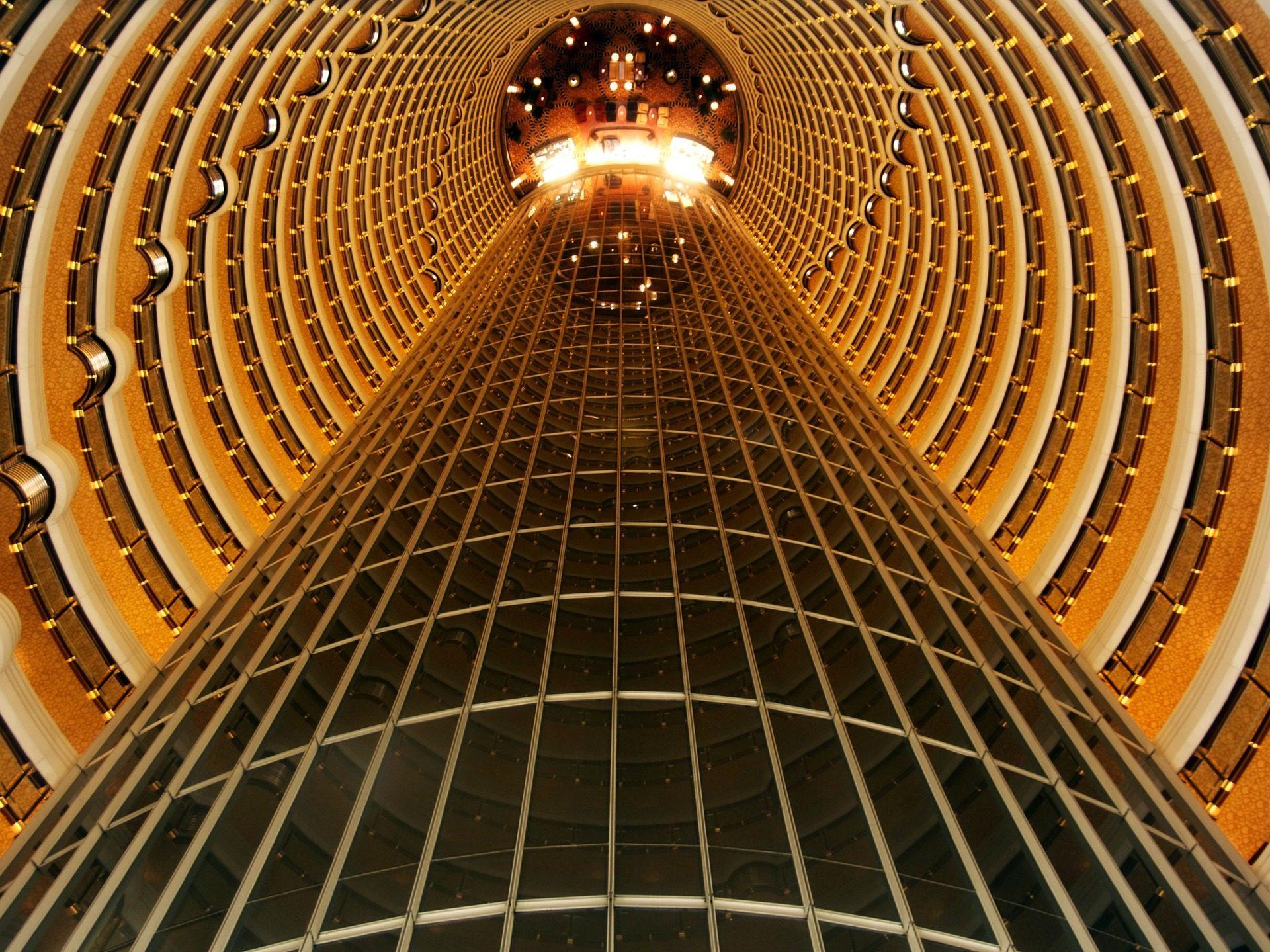 edifício, cristais, altura, arquitetura, Torre, Jin mao - Papéis de parede HD - Professor-falken.com