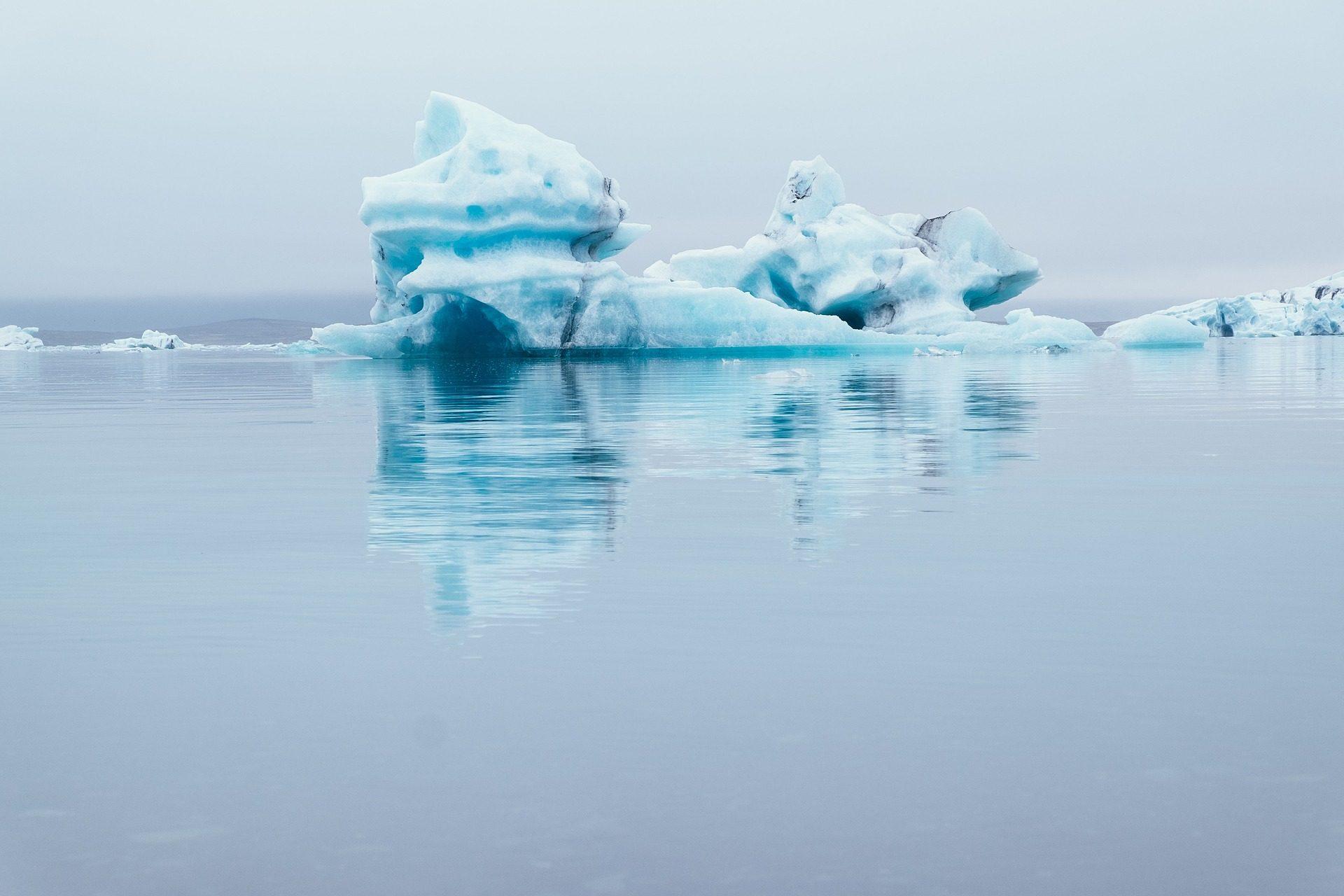 Eisberg, Meer, Eis, Schnee, Gelassenheit - Wallpaper HD - Prof.-falken.com