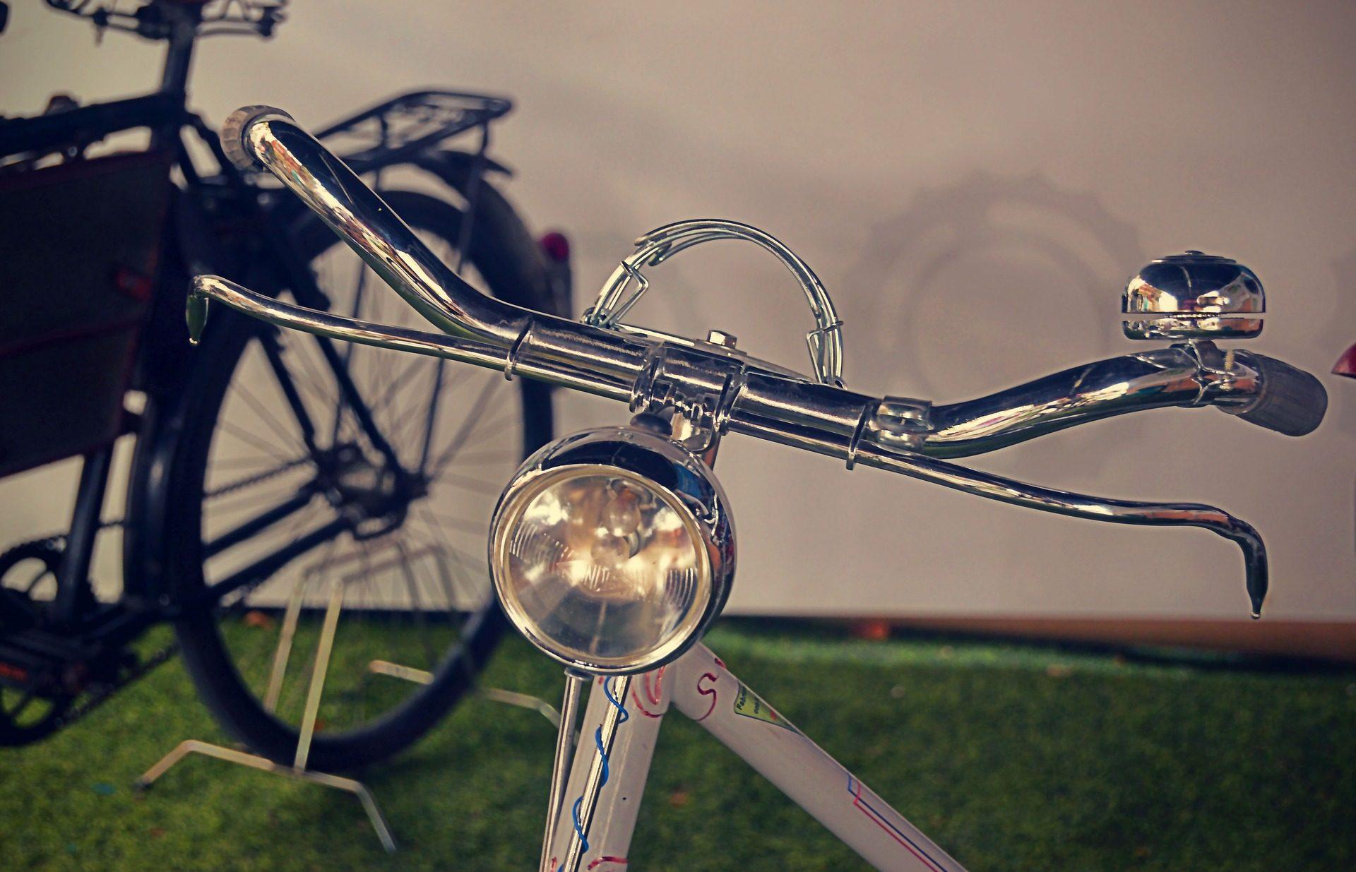 guiador, Farol, campainha, freios, bicicleta - Papéis de parede HD - Professor-falken.com